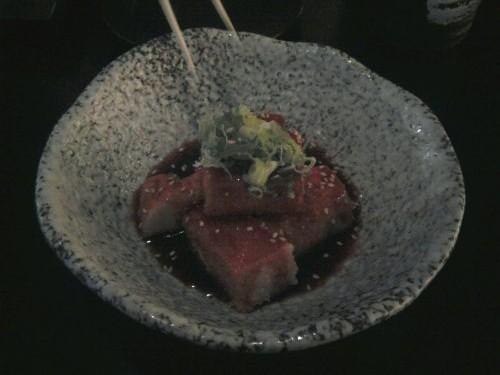 Spicy Agedashi Tofu